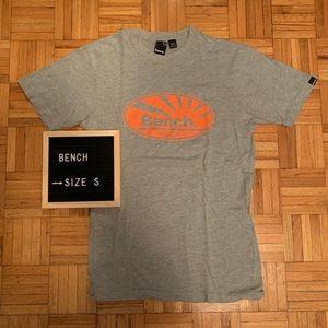 ⭐️2for$20⭐️ Vintage Bench sunrise men's grey tee